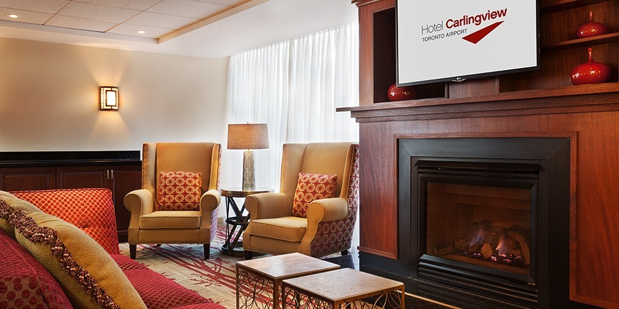Carlingview Hotel Interior Lobby
